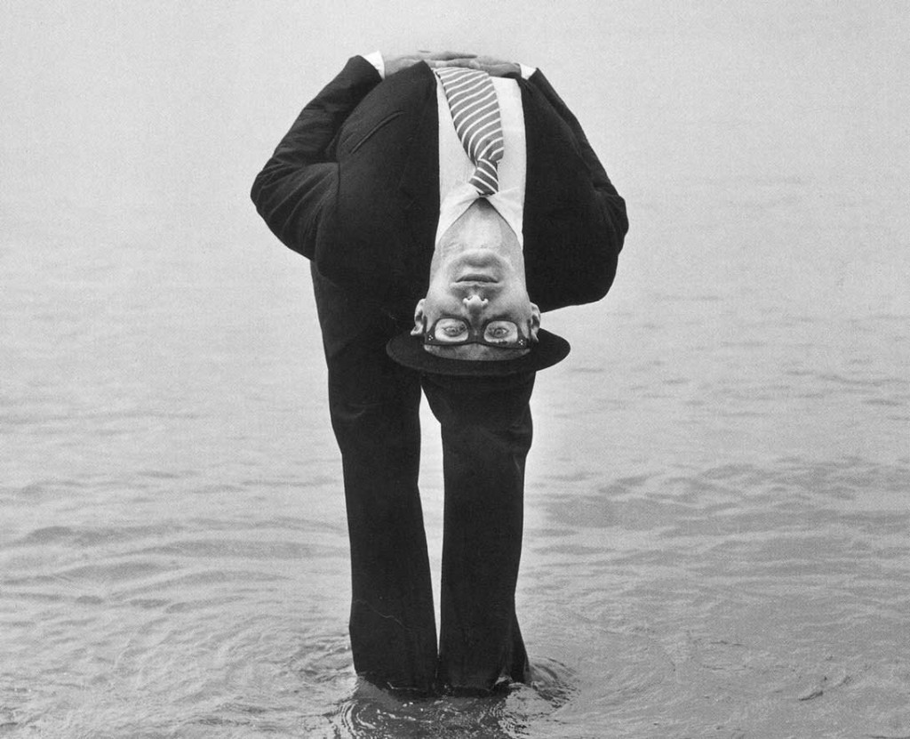 BENDING OVER BACKWARDS... Nosan says the pain of doing contortion never goes away Pic by Rodney Smith