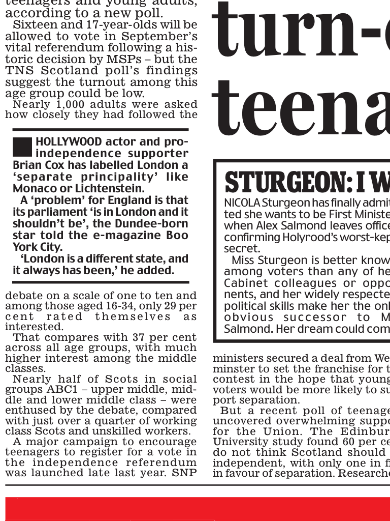 BYC Daily Mail 20.3.14