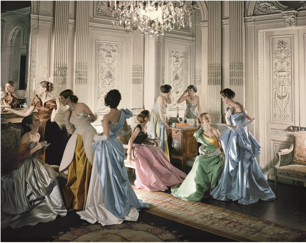 James' ball gowns by Cecil Beaton