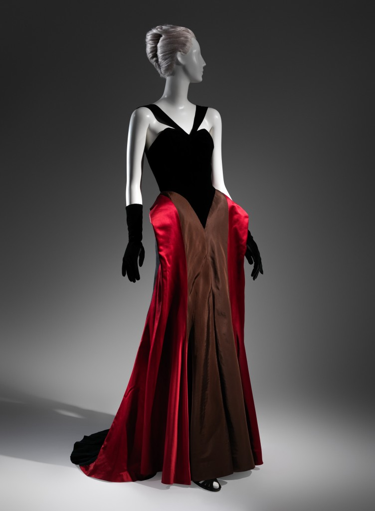 Charles James' Hipster Gown