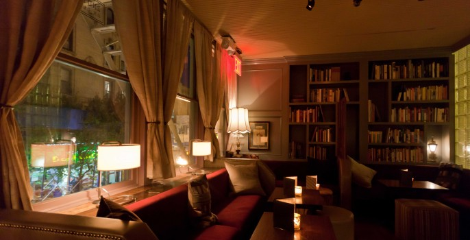 Roaring 20s lives on in NY's hidden speakeasies | Boo York City on 80's house designs, early 1900's house designs, 1960's house designs,