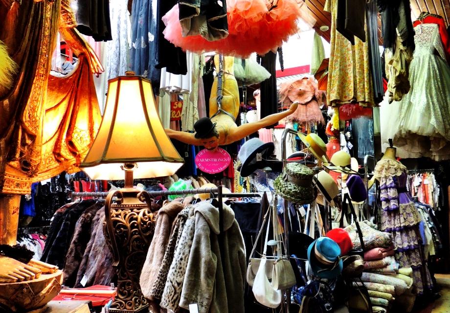 CORNUCOPIA...Armstrong's vintage shop