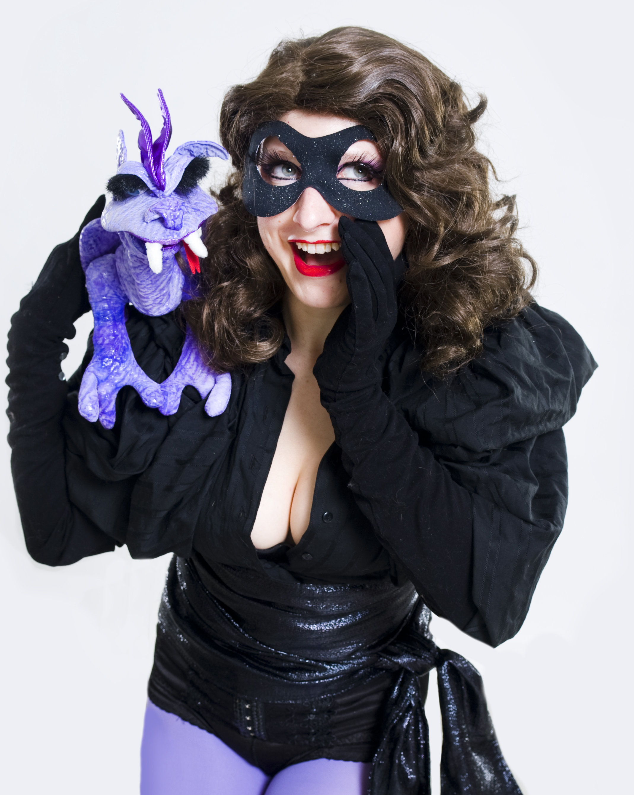 Lefty Lucy as Kitty Pryde