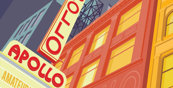 Vintage Style Posters Put New York On Map Boo York City