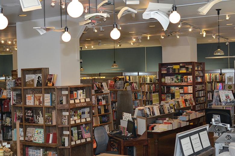 McNally Jackson bookshop