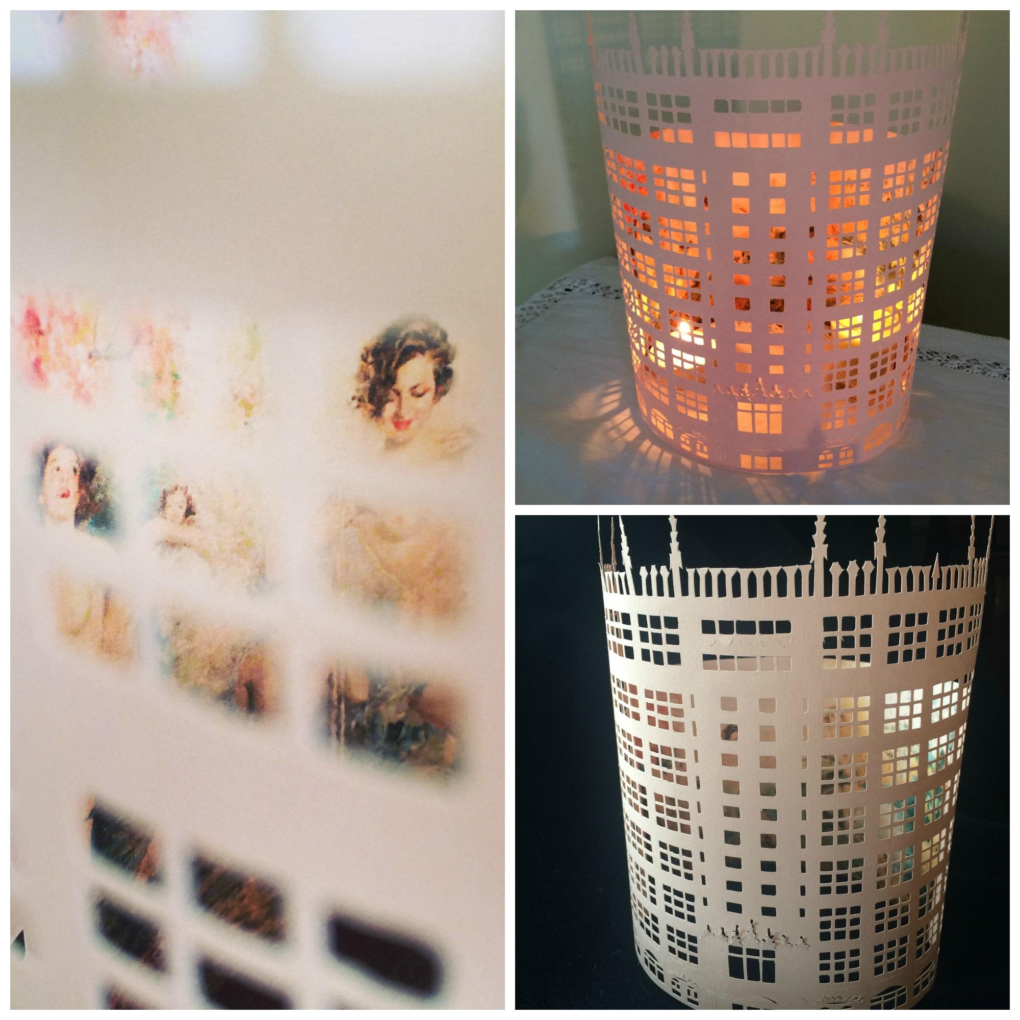 Hotel des artistes Collage