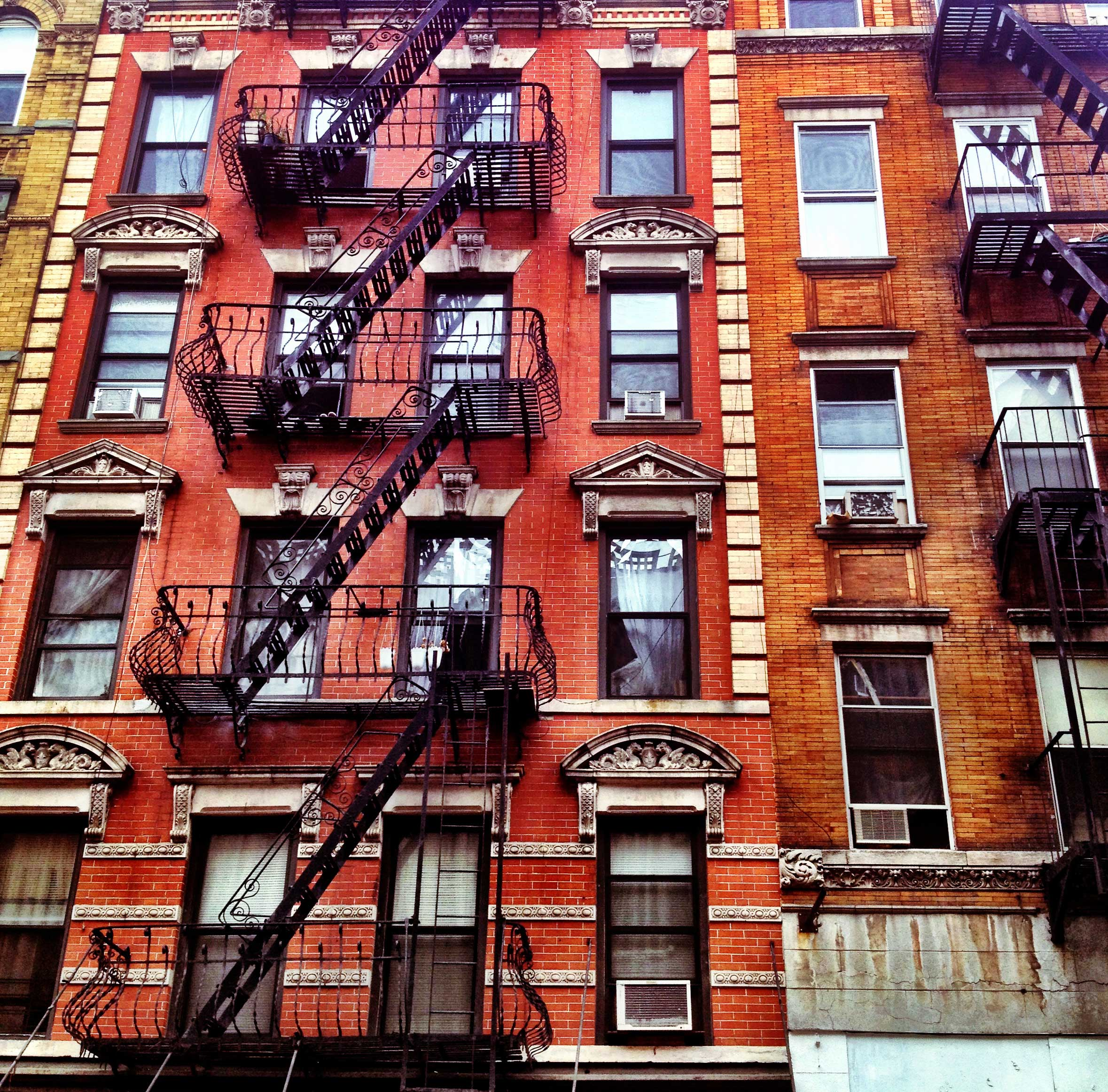 HISTORY...Explore the Lower East Side on a walking tour ©booyorkcity.com