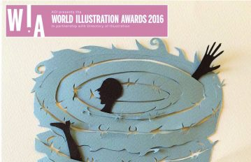Boo Paterson World Illustration Awards - Sea Sick